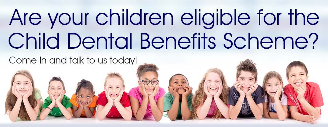 Oar and Horan Dentists Child Dental Benefits Scheme